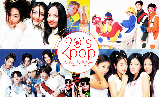 Kicking it old school 90 s kpop songs to know oh press for Classic house hits 90 s