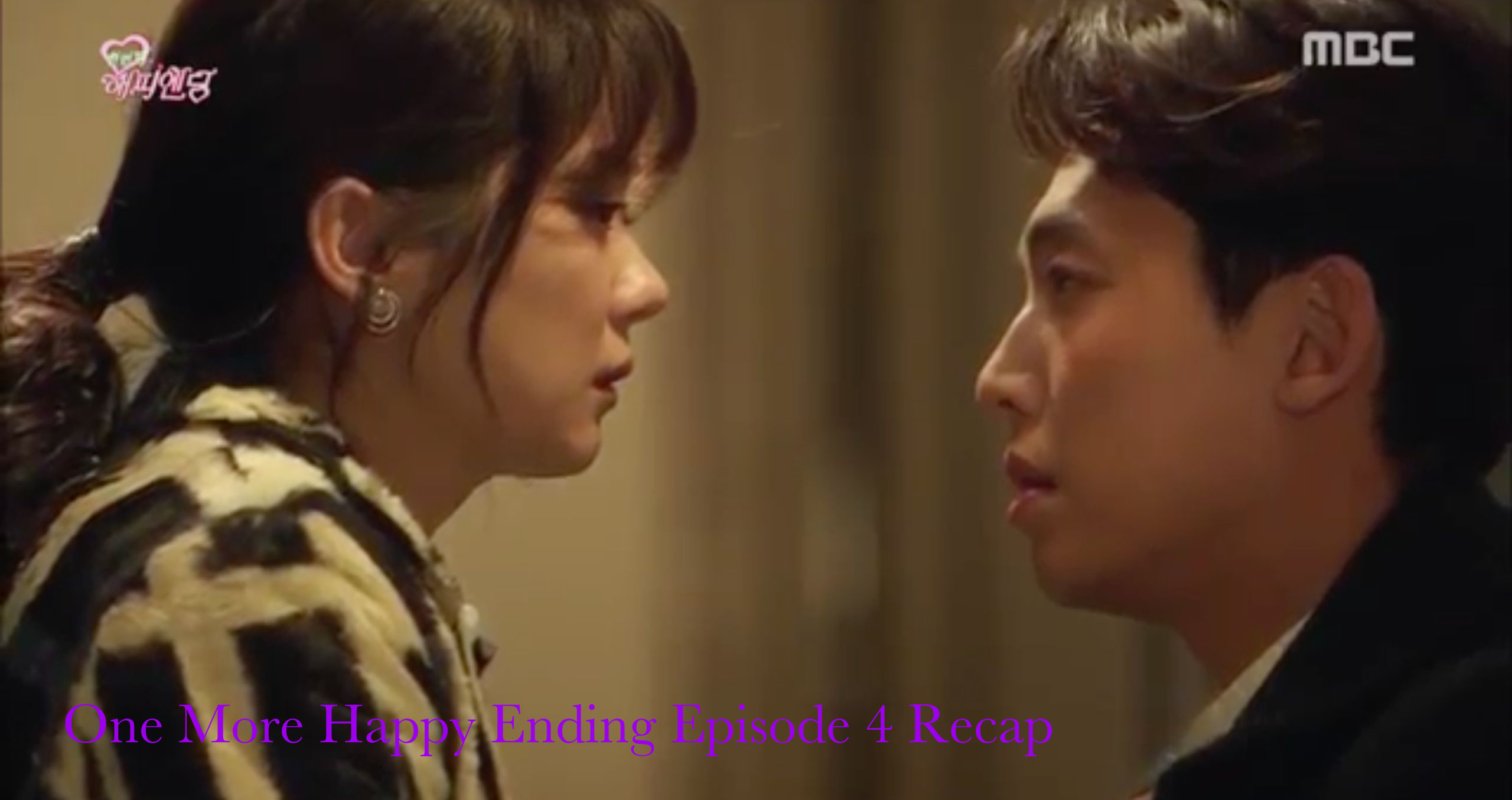 Drama Recap: One More Happy Ending Ep 4 - OH! Press