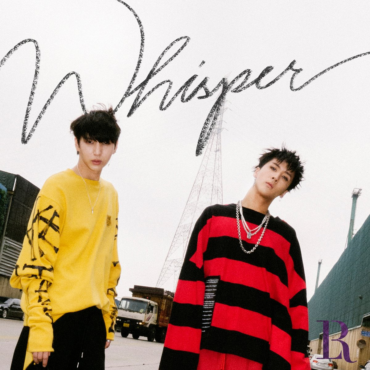 Album Review VIXX LR Whisper