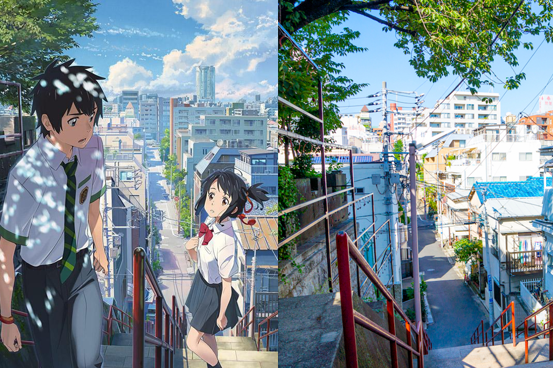 Espressoh Anime Scenery That Resembles Real Life Places Oh Press Checkout high quality anime landscape wallpapers for android, desktop / mac, laptop, smartphones and tablets with different anime landscape desktop wallpapers, hd backgrounds. anime scenery that resembles real life
