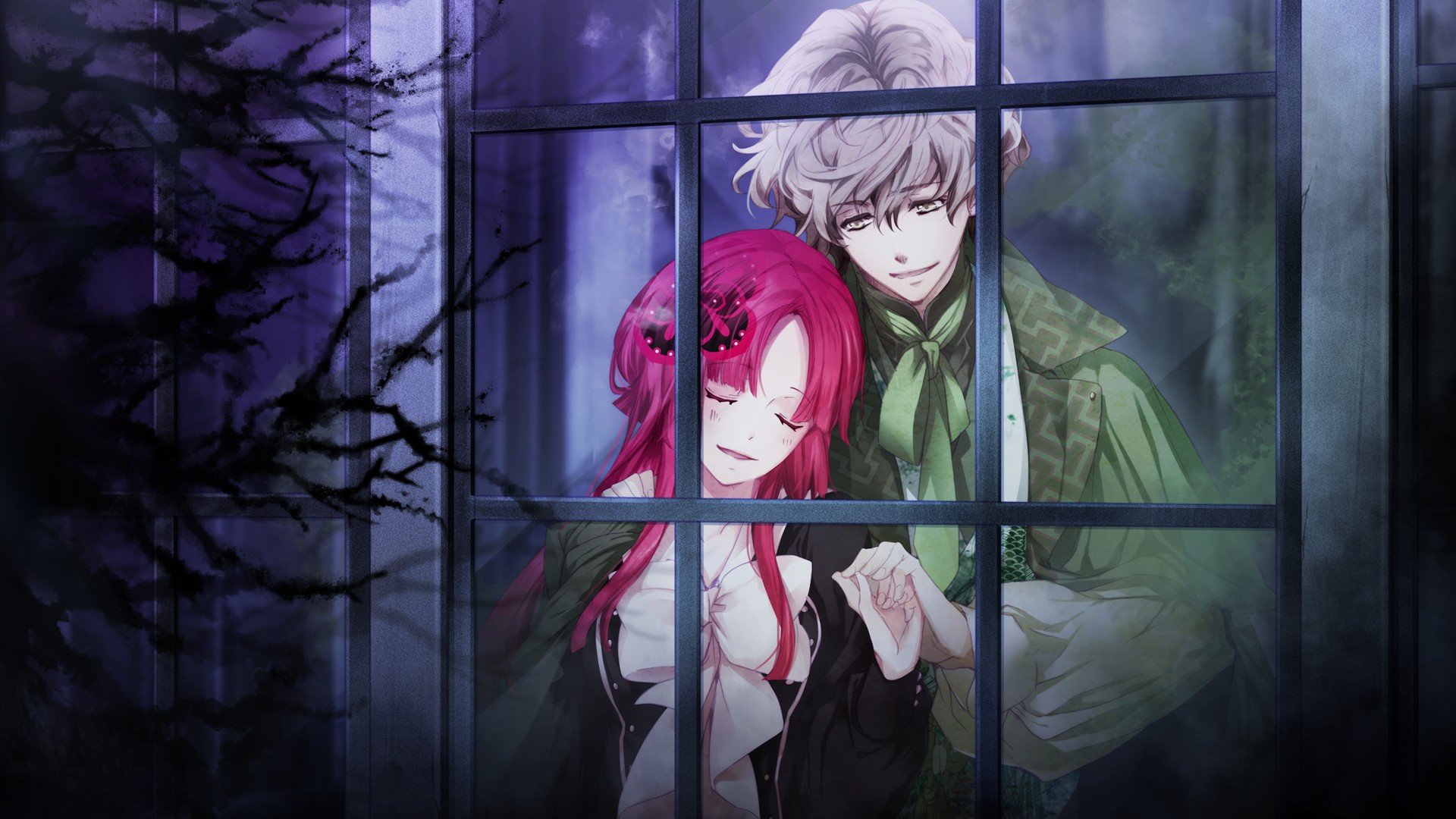 Psychedelica of the Black Butterfly: Kagiha's Ending