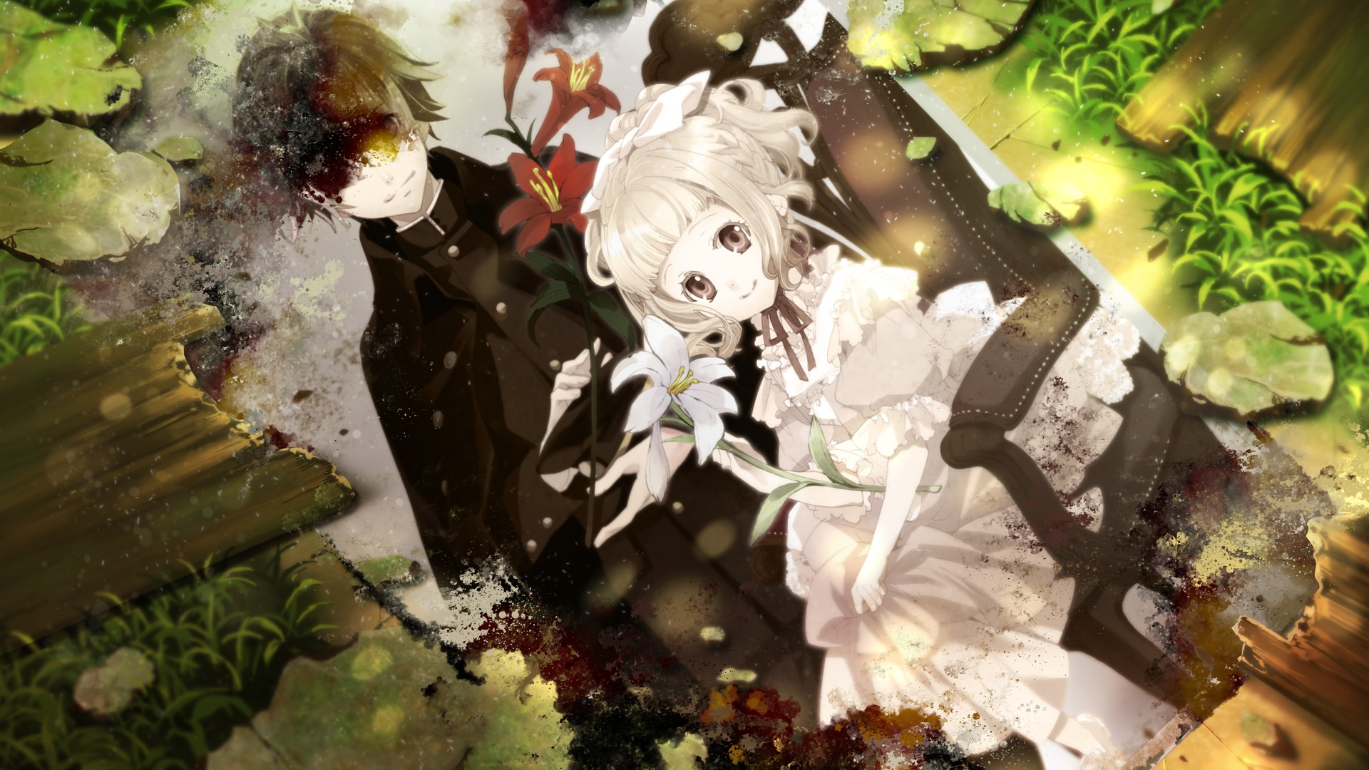 Psychedelica of the Black Butterfly: Best End 02