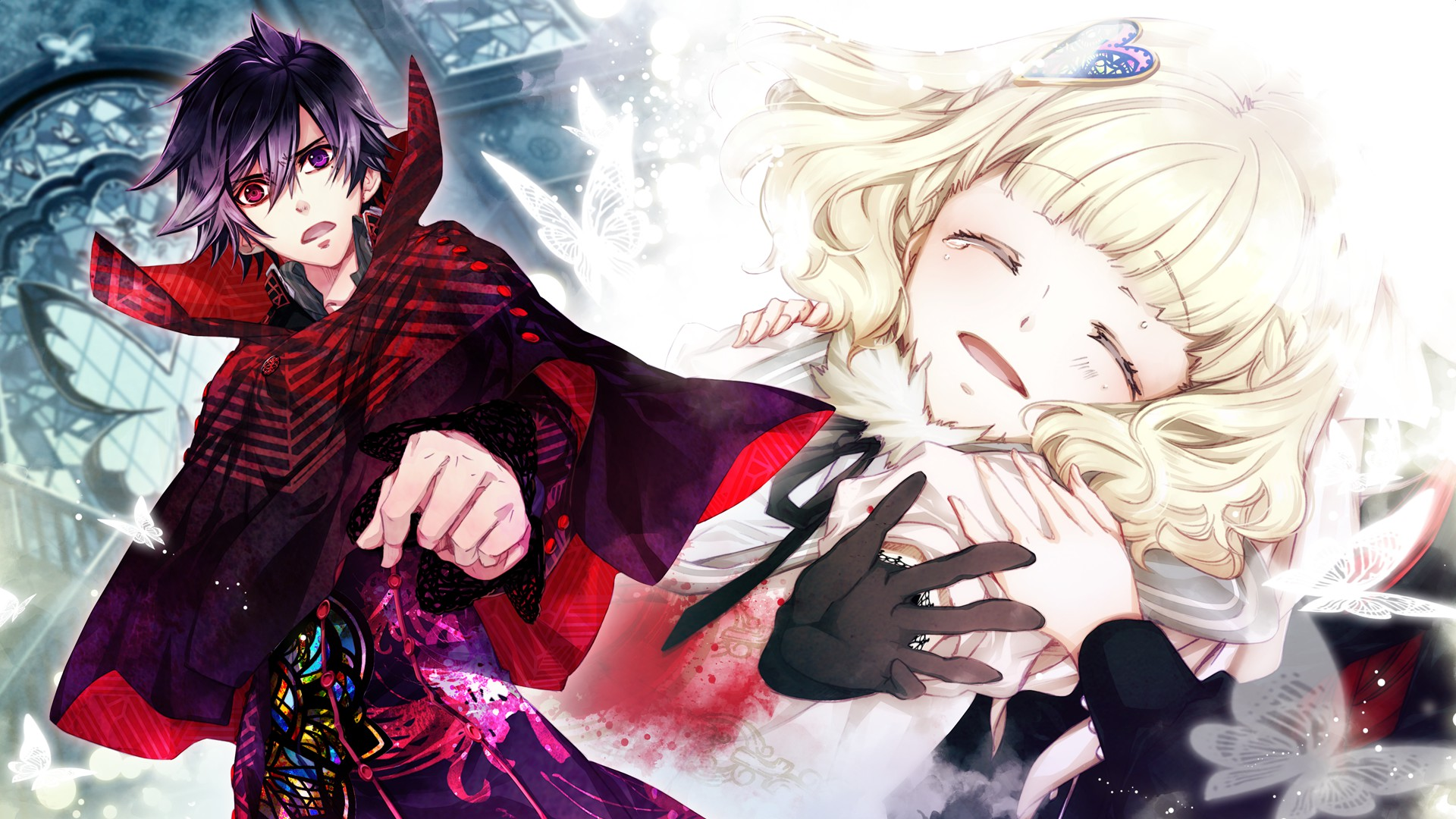 Psychedelica of the Black Butterfly: Usagi's Sacrifice