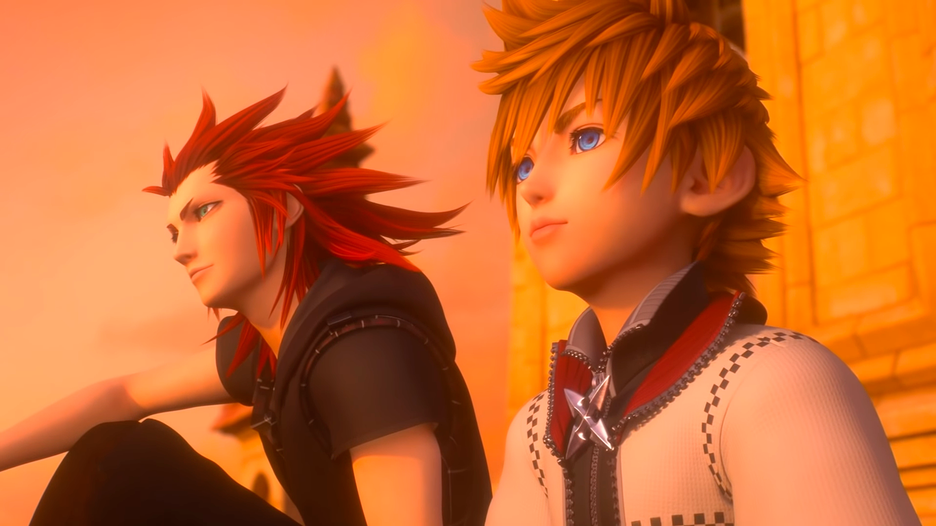 Kingdom Hearts 3: The Most Fucking Rewarding Shot