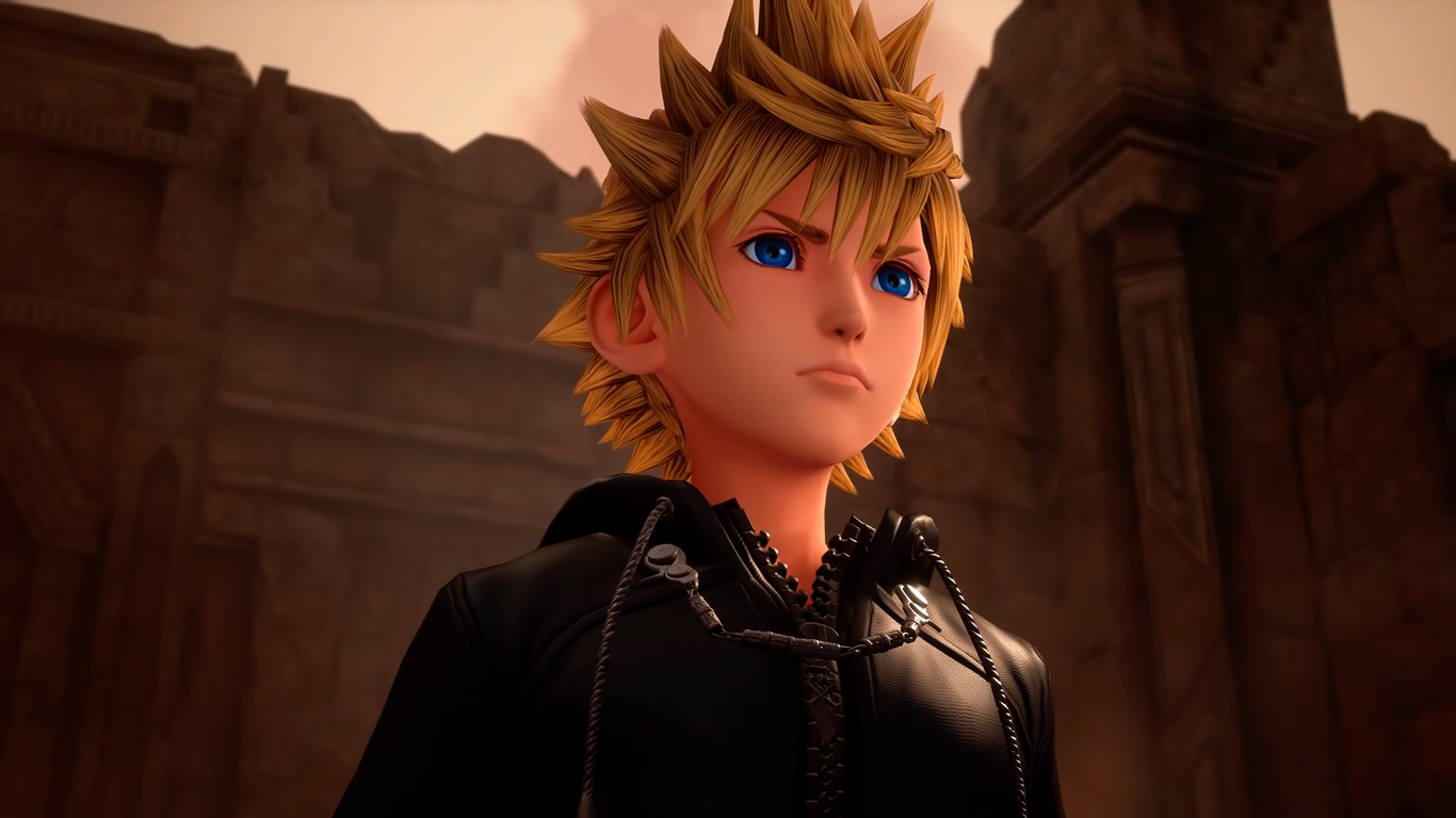 Kingdom Hearts 3: Roxas' Appearance Felt Effortless