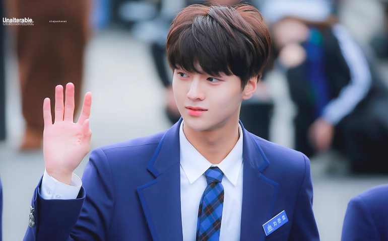 espressOH! | Produce X 101 trainee from Woollim Entertainment gets