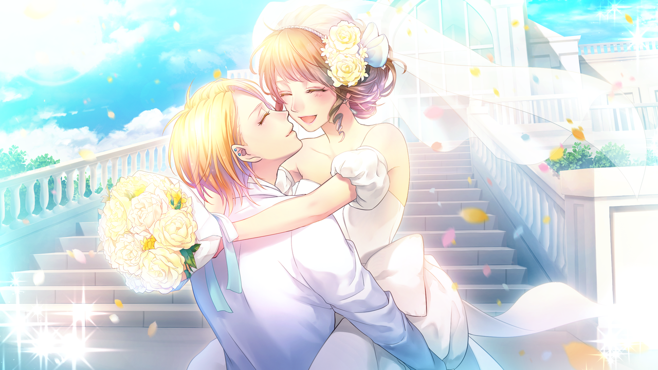 Majestic☆Majolical - This is the cutest CG in the entire series.