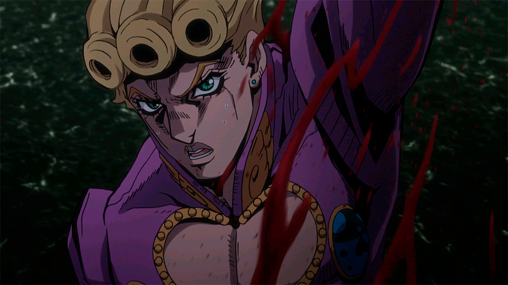 Golden Wind: Oh Look Blood Again